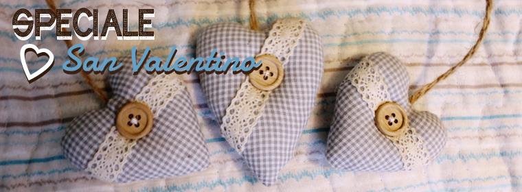 Idea per San Valentino! Come creare dei cuoricini di stoffaimbottiti