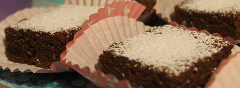 Brownie al Cioccolato, ricetta veloce egustosa.