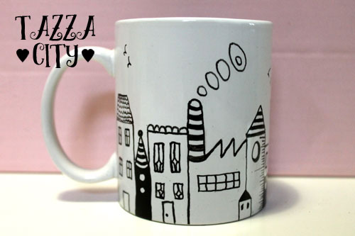 Tazza City