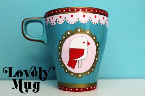Lovely Mug